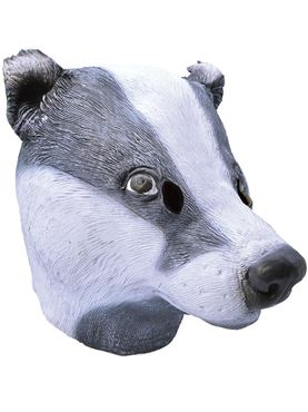 Adult Badger Mask