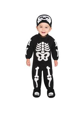 Baby Bitty Bones Costume