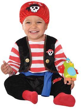 Baby Buccaneer Costume
