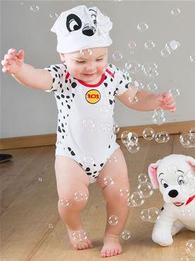 Baby Disney 101 Dalmatians Jersey Bodysuit