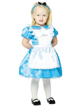 Baby Disney Alice Costume