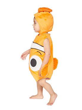 Baby Disney Finding Nemo Costume - Back View