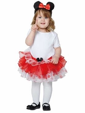 Baby Disney Minnie Mouse Tutu and Headband Costume