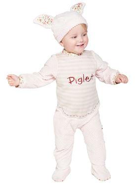 Baby Disney Piglet Vintage Romper