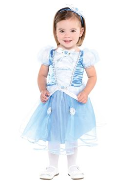 Baby Disney Princess Cinderella Costume