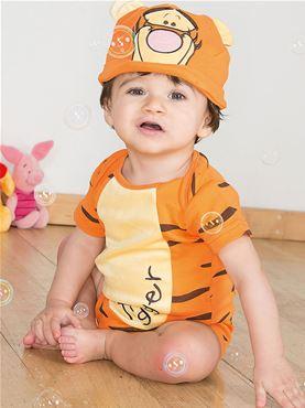 Baby Disney Tigger Jersey Bodysuit