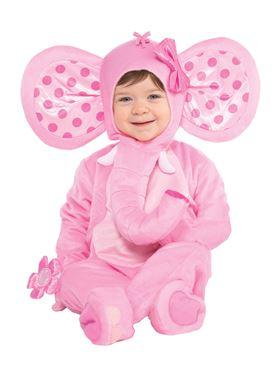 Baby Elephant Sweetie Costume