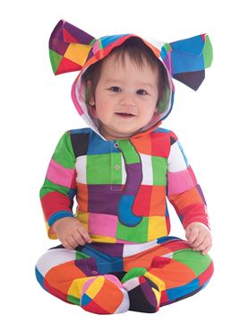 Baby Elmer Costume