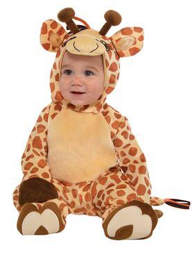 Baby Junior Giraffe Costume
