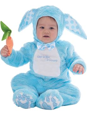 Baby Little Blue Wabbit Costume Couples Costume