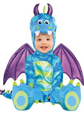 Baby Little Dragon Costume