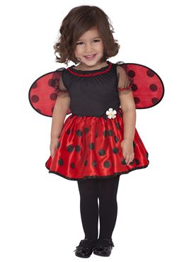 Baby Little Ladybud Costume