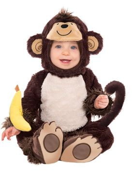 Baby Monkey Around Costume