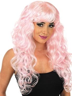 Baby Pink Temptress Wig