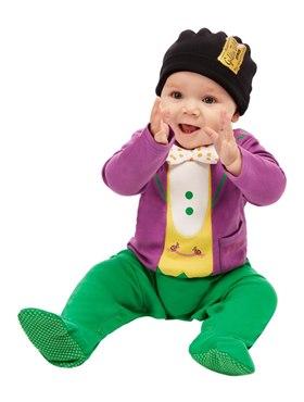 Baby Roald Dahl Willy Wonka Costume