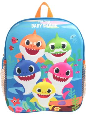 Baby Shark Sandra Backpack