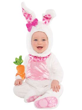 Baby Wittle Wabbit Deluxe Costume