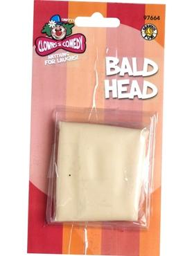 Bald Skin Head - Back View