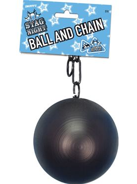 Ball And Chain - Side View