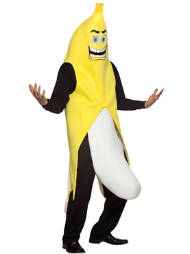 Adult Banana Flasher Costume
