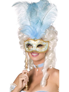 Adult Baroque Mask