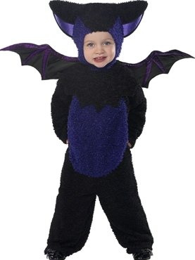 Child Bat Costume
