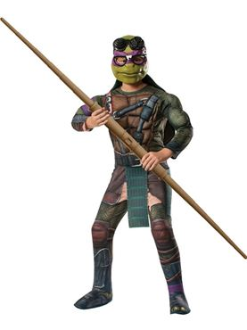 Child Ninja Turtles Donatello Costume