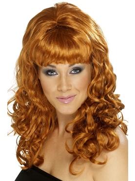 Beehive Beauty Wig Auburn