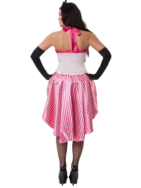 Ladies Betsy Bon Bon Costume - Back View
