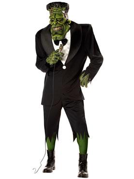 Adult Big Frank Costume
