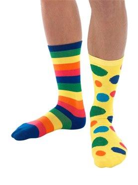 Big Top Clown Socks