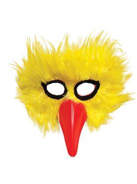 Bird Feather Mask