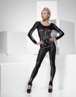 Adult Skeleton Bodysuit
