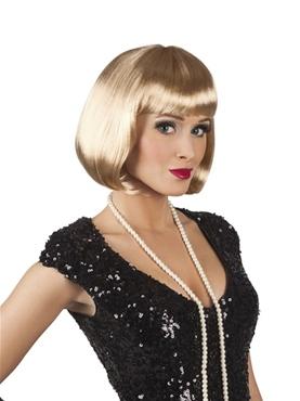 Blonde Cabaret Wig