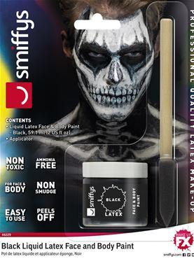 Black Liquid Latex Kit