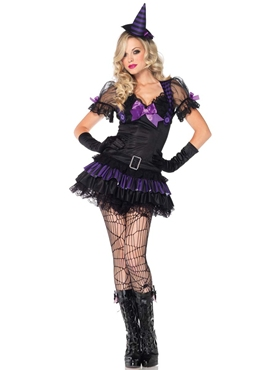 Adult Black Magic Babe Costume