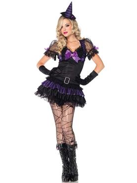 Adult Black Magic Babe Costume
