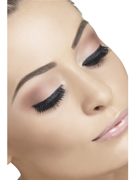 Black Net Eyelashes