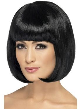 Black Partyrama Wig