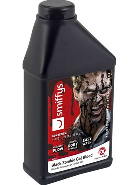 Black Zombie Blood Gel - 470ml