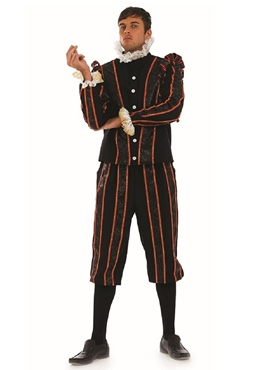Adult Blackadder Tudor Costume
