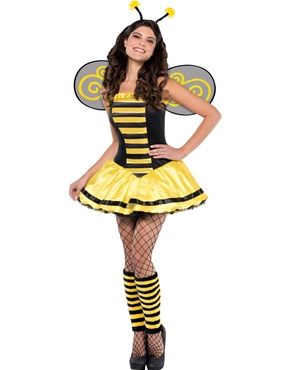 Adult Bumble Beauty Costume