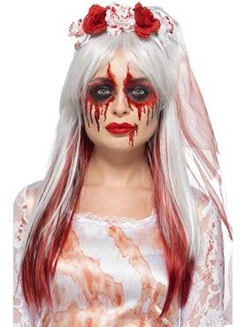 Blood Drip Bride Cosmetic Kit