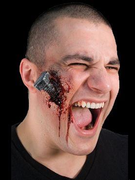 Bloody Bolt Latex Appliance