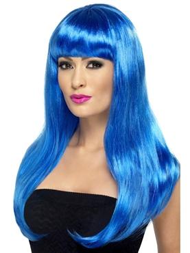 Blue Babelicious Wig