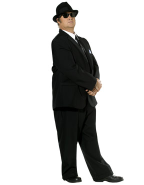 Adult Blues Brothers Costume