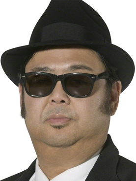 Blues Brothers Fedora Hat Black Felt