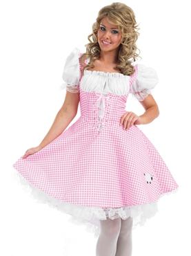 Adult Bo Peep Long Costume