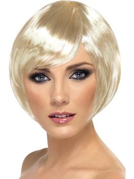 Bob Babe Wig Blonde