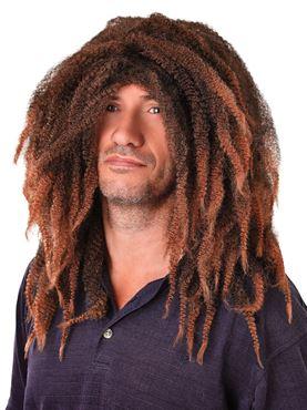 Bob Marley with Dreadlocks Wig